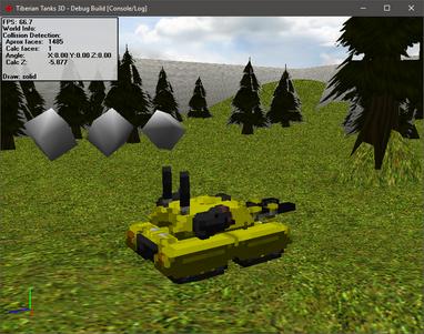 Tiberian Tanks 3D